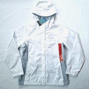 COLUMBIA White Rain Jacket